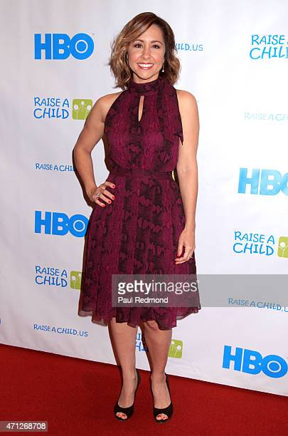 Actor/producer Nikki Boyer attends Raise A Child 3rd Annual Honors Gala at W Hollywood on April 26 2015 in Hollywood California
