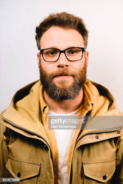 Actor/producer Seth Rogen poses for a portrait during the 'The Disaster Artist' Premiere 2017 SXSW Conference and Festivals on March 12 2017 in...