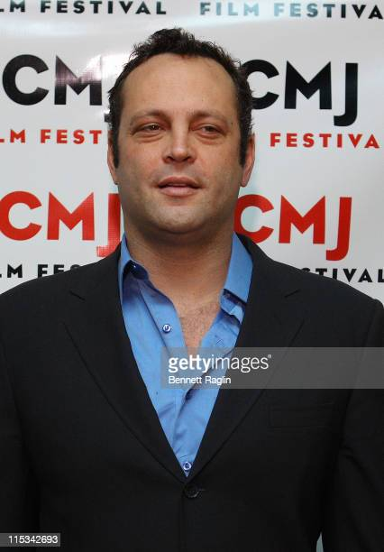 Actor/Producer Vince Vaughn attends the screening of Vince Vaughn's Wild West Comedy Show 30 Days 30 Nights Hollywood to the Heartland at the IFC...