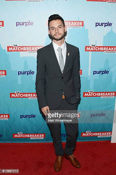 """Actor/producer Wesley Elder attends the premiere of Stadium Media's """"The Matchbreaker"""" at ArcLight Cinemas Cinerama Dome on October 4, 2016 in..."""