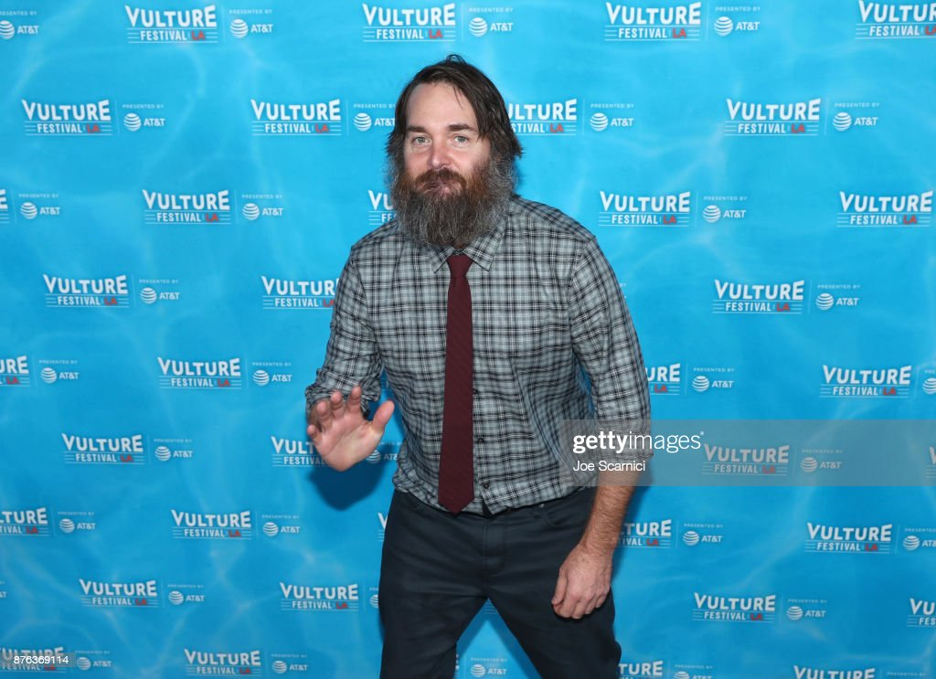 Actor/producer Will Forte attends the 'Clone High Reunion' panel, part of Vulture Festival LA presented by AT&T at Hollywood Roosevelt Hotel on November 19, 2017 in Hollywood, California.