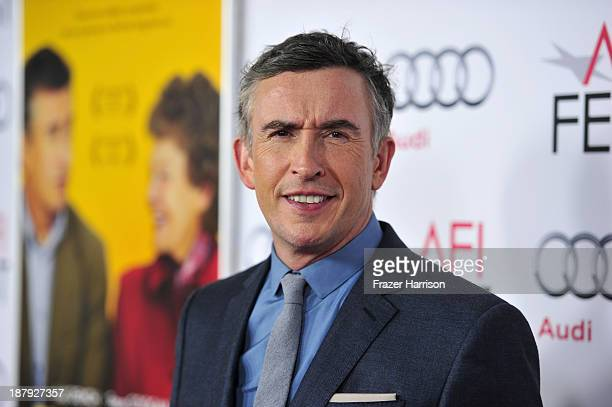 Actor/producer/director Steve Coogan attends the premiere of Philomena during AFI FEST 2013 presented by Audi at TCL Chinese Theatre on November 13...