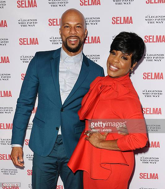 Actor/rapper Common and actress Niecy Nash attend the 'Selma' and the Legends Who Paved the Way gala at Bacara Resort on December 6 2014 in Goleta...
