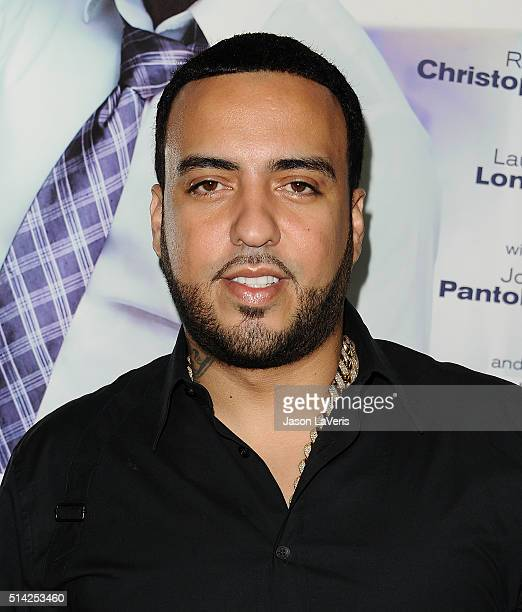 Actor/rapper French Montana attends the premiere of 'The Perfect Match' at ArcLight Hollywood on March 7 2016 in Hollywood California