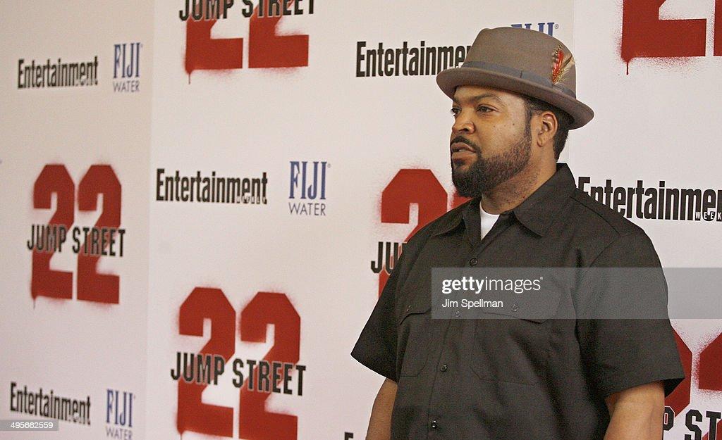 """22 Jump Street"" New York Premiere - Outside Arrivals : News Photo"