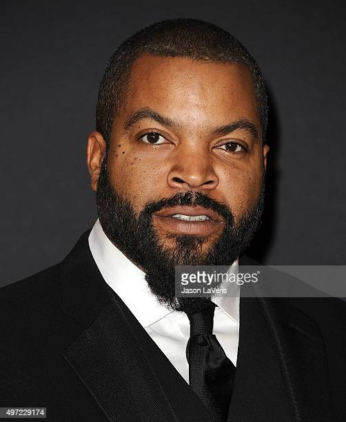 Actor/rapper Ice Cube attends the 7th annual Governors Awards at The Ray Dolby Ballroom at Hollywood Highland Center on November 14 2015 in Hollywood...