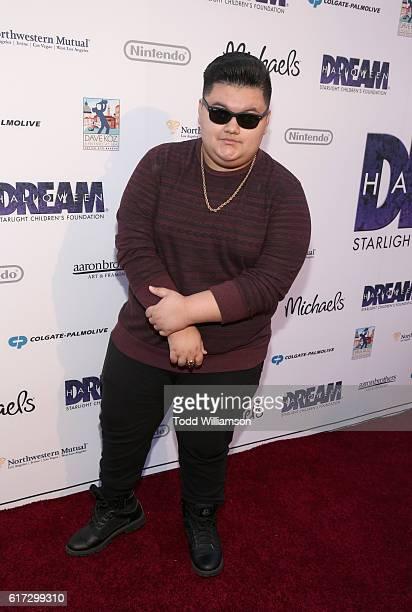 Actor/rapper Jovan armand attends Starlight's Dream Halloween 2016 on October 22 2016 in Los Angeles California