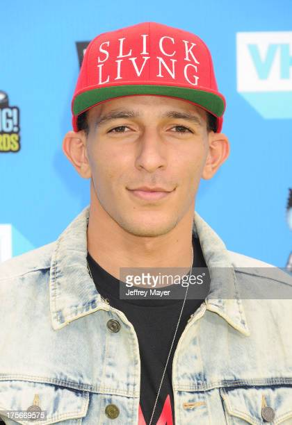 Actor/Rapper Khleo Thomas arrives at the DoSomethingorg and VH1's 2013 Do Something Awards at Avalon on July 31 2013 in Hollywood California