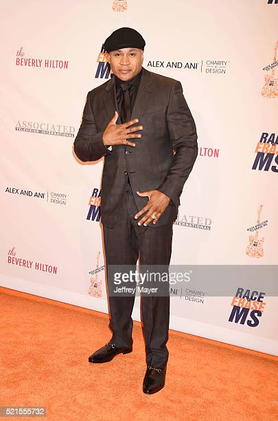 Actor/rapper LL Cool J attends the 23rd Annual Race To Erase MS Gala at The Beverly Hilton Hotel on April 15 2016 in Beverly Hills California