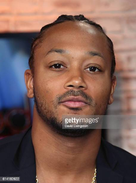 Actor/rapper Romeo Miller visits Hollywood Today Live at W Hollywood on October 12 2016 in Hollywood California