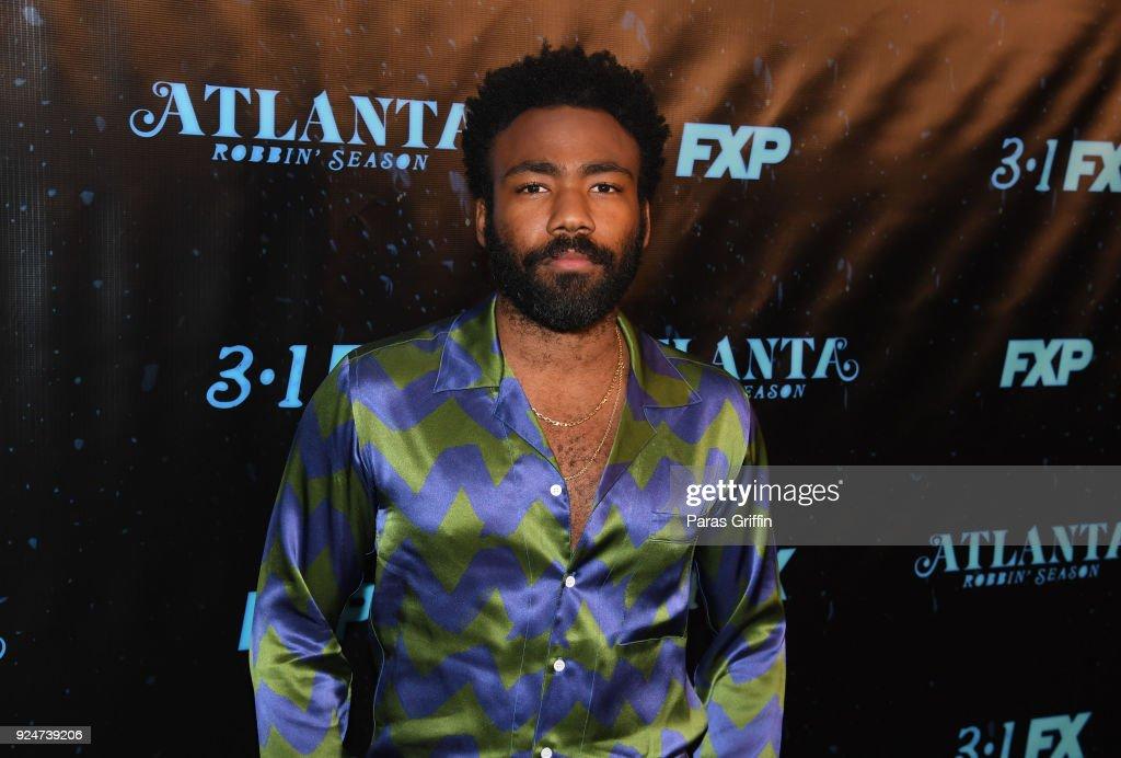 """""""Atlanta Robbin' Season"""" Atlanta Premiere : News Photo"""