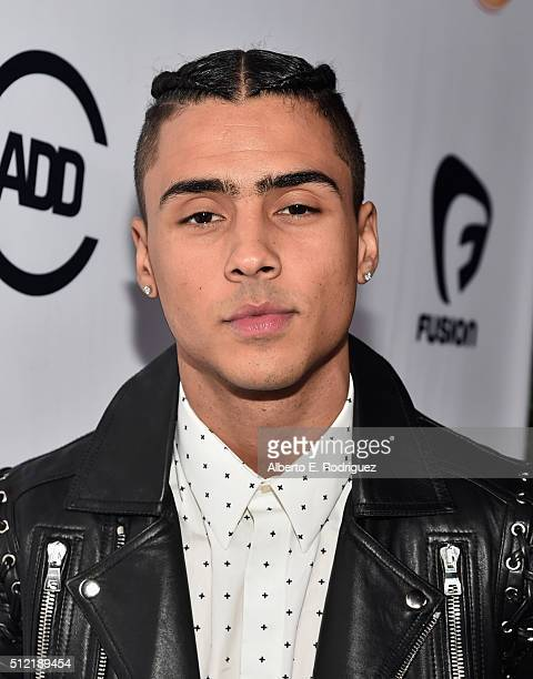 Actor/recording artist Quincy Brown attends the ALL Def Movie Awards at Lure Nightclub on February 24 2016 in Hollywood California