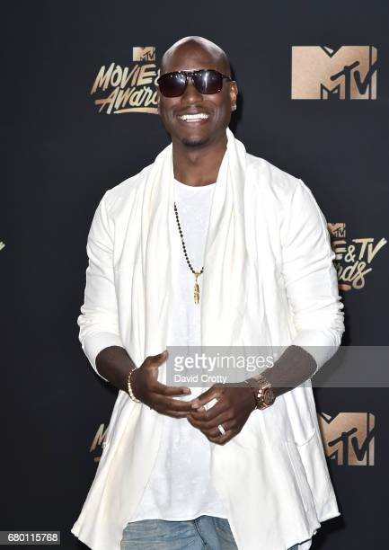 Actorrecording artist Tyrese Gibson attends the 2017 MTV Movie And TV Awards at The Shrine Auditorium on May 7 2017 in Los Angeles California