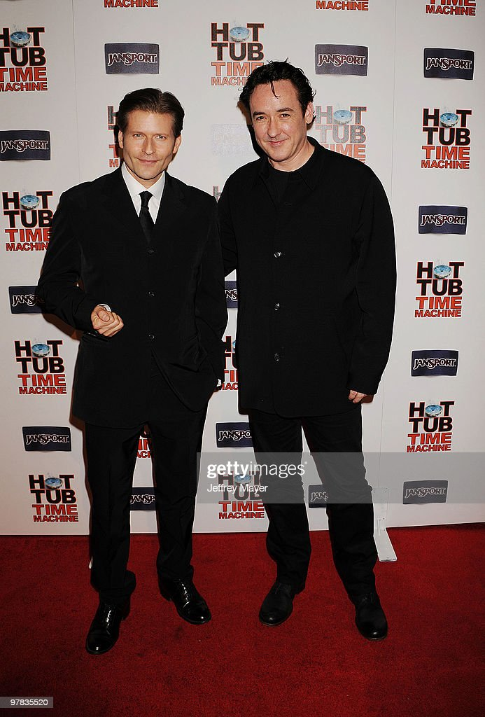 """Hot Tub Time Machine"" Los Angeles Premiere After Party - Arrivals : Foto di attualità"