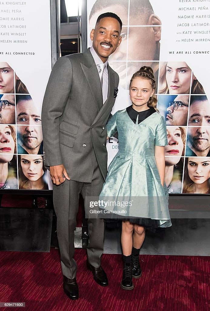 'Collateral Beauty' World Premiere : News Photo