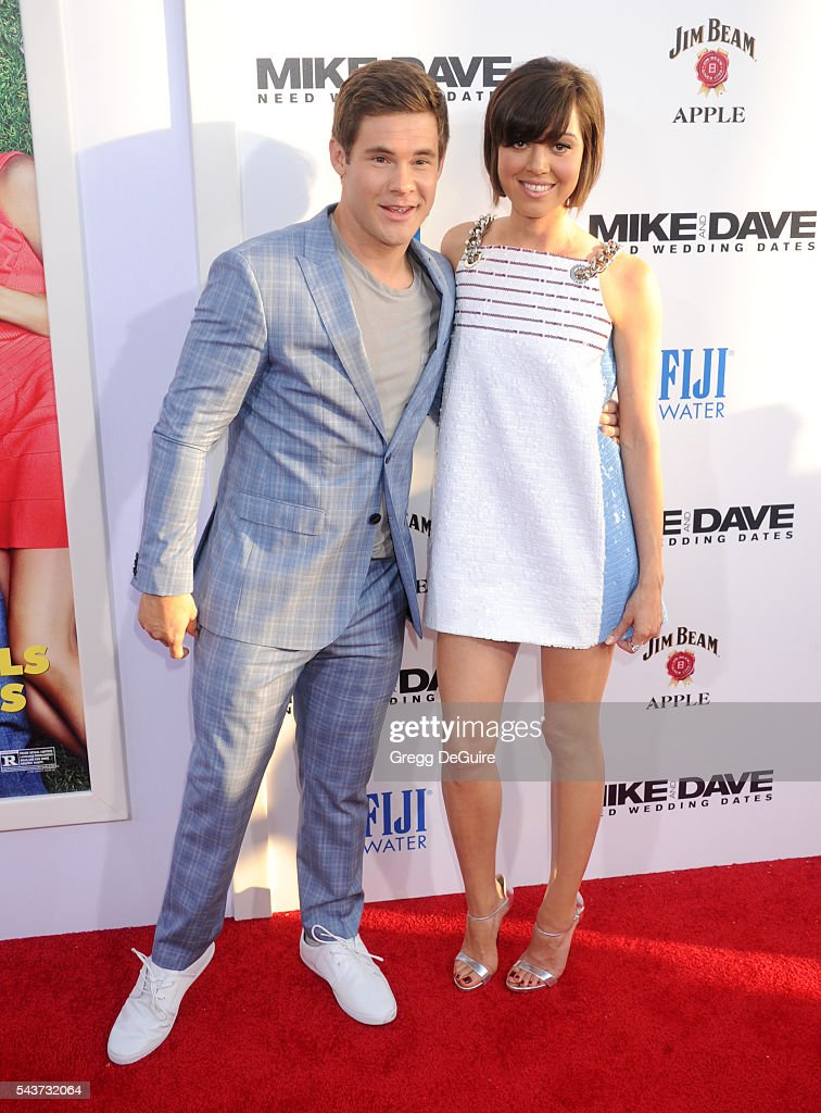 """Premiere Of 20th Century Fox's """"Mike And Dave Need Wedding Dates"""""""