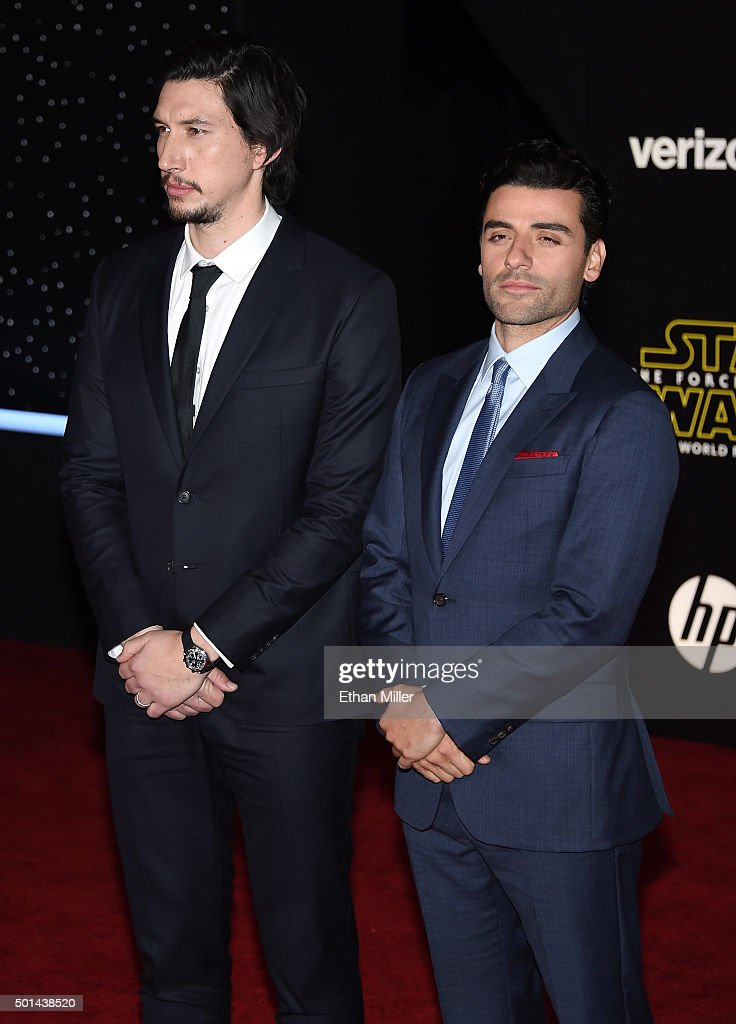"Premiere Of Walt Disney Pictures And Lucasfilm's ""Star Wars: The Force Awakens"" - Arrivals : News Photo"