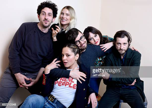 Actors Adam Shapiro, Margarita Levieva, Dree Hemingway, Jorma Taccone, writer/director/actress Michelle Morgan and actor Kentucker Audley from the...