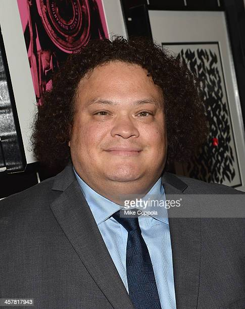 Actors Adrian Martinez attends the after party for The Secret Life Of Walter Mitty screening hosted by 20th Century Fox with The Cinema Society and...