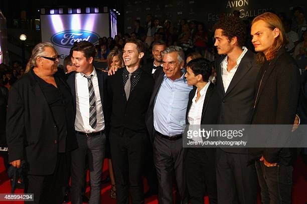 Actors Alan C Peterson Atticus Mitchell Rohan Mead Screenwriter Richard Jutras Actors Joanne Vannicola Karl Glusman and Wilson Gonzalez Ochsenknecht...