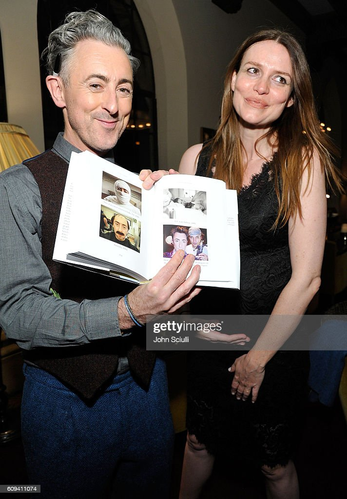 "Chateau Marmont Launch Party For Alan Cumming's ""You Gotta Get Bigger Dreams"" Published By Rizzoli"
