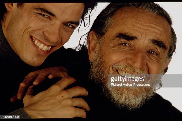 Actors Alessandro and Vittorio Gassman