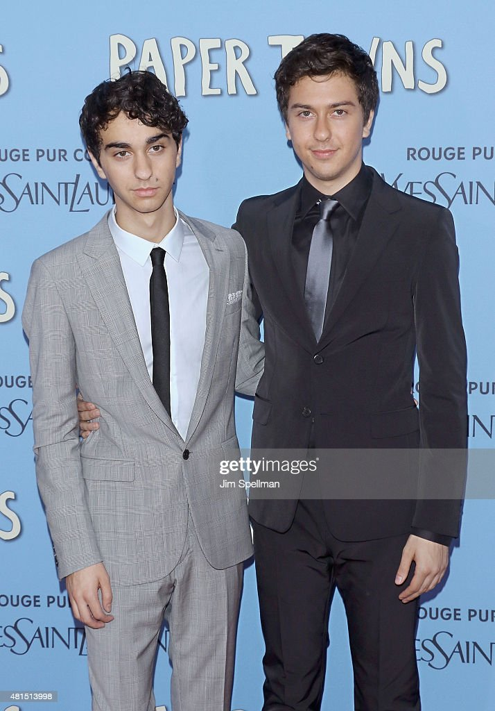 """Paper Towns"" New York Premiere - Outside Arrivals"
