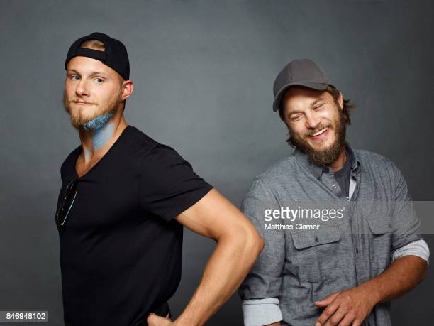 Sejuani Portrait: Travis Fimmel Stock Photos And Pictures