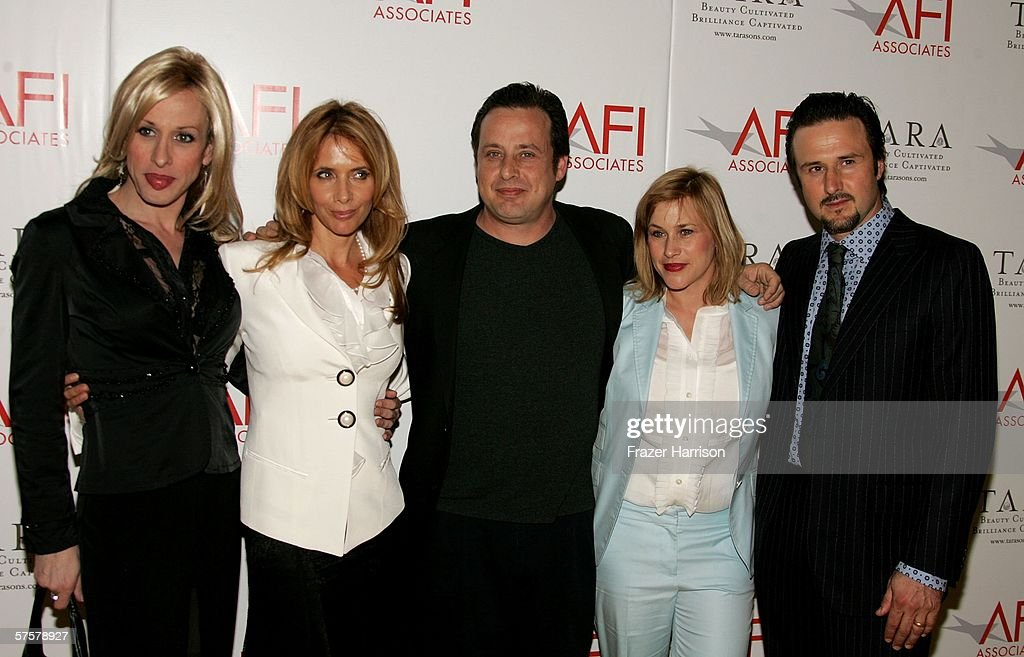 AFI Associates Honors Arquette Family With Award - Arrivals