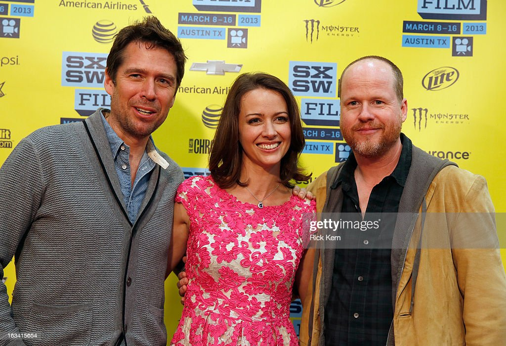 Much Ado About Nothing Red Carpet Arrivals - 2013 SXSW Music, Film + Interactive Festival : News Photo