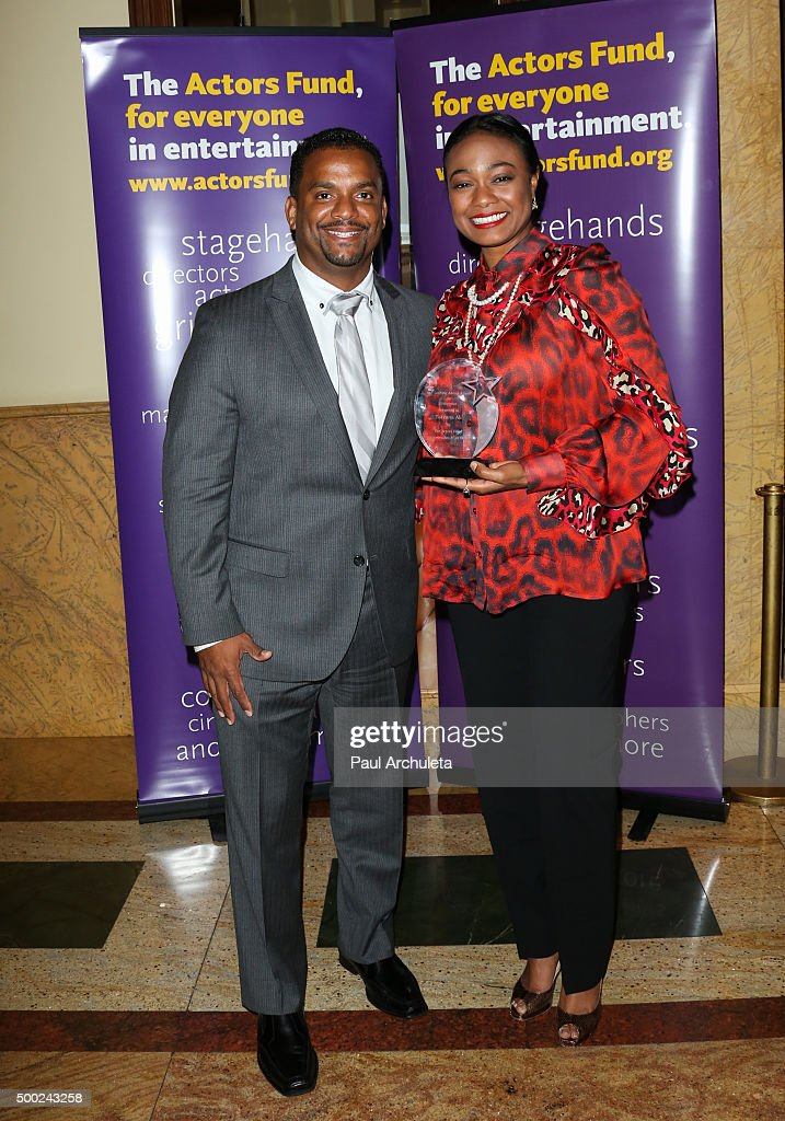 The Actors Fund's 2015 Looking Ahead Awards - Show : News Photo