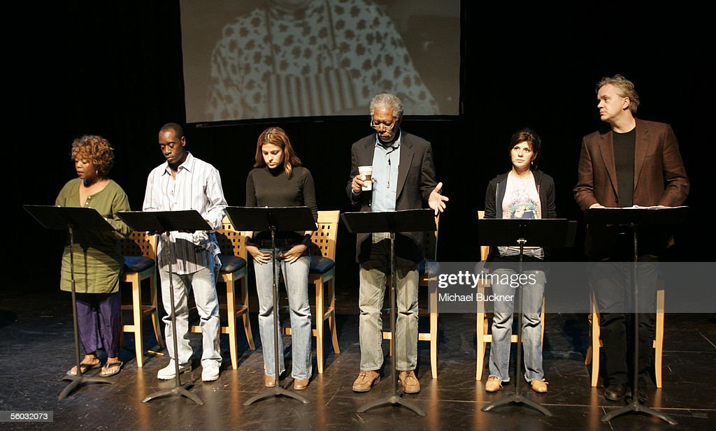 "Final Rehearsal for ""Impossible Boulevard: From Homelessness to Hope"" : News Photo"
