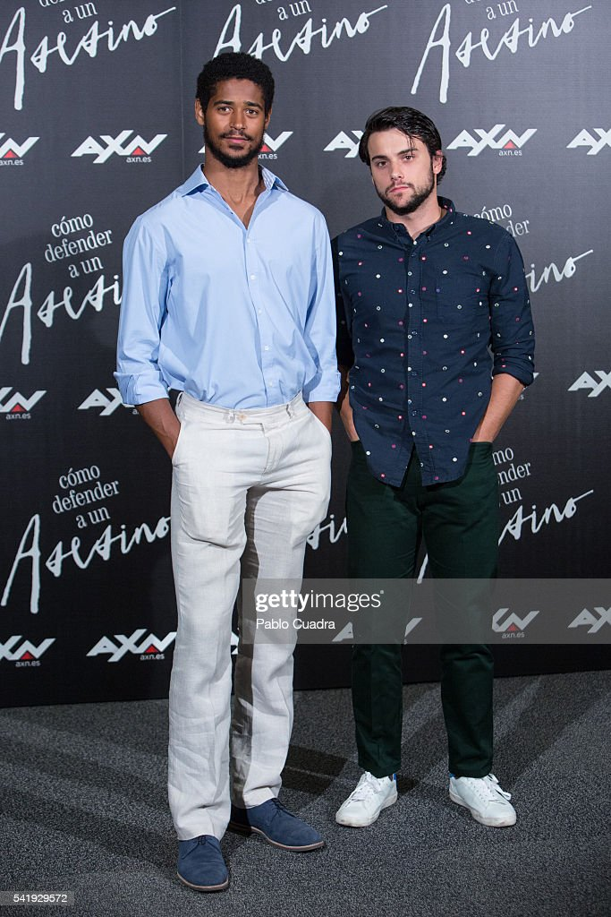 'How to Get Away with Murder' Madrid Photocall : News Photo