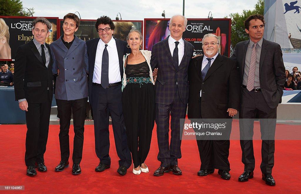 """""""E' Stato Il Figlio"""" Premiere - The 69th Venice Film Festival"""