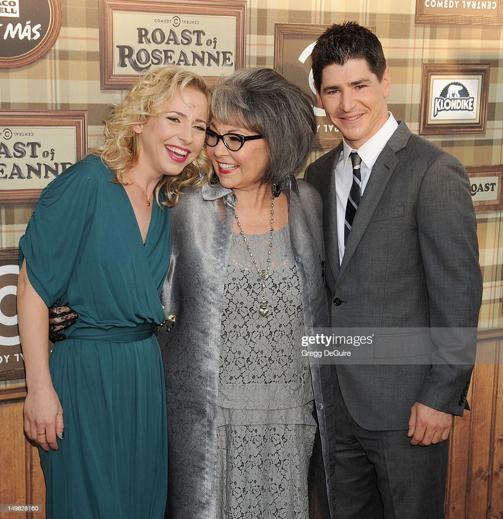 Comedy Central Roast Of Roseanne Barr - Arrivals : ニュース写真