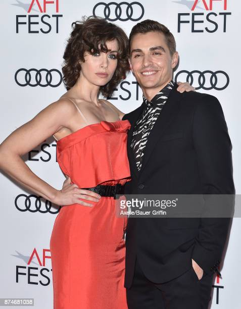 Actors Alison Brie and Dave Franco arrive at the AFI FEST 2017 presented by Audi screening of 'The Disaster Artist' at TCL Chinese Theatre on...