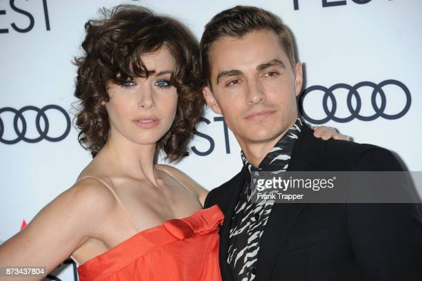 Actors Alison Brie and Dave Franco attend the screening of 'The Disaster Artist ' at AFI FEST 2017 presented by Audi at TCL Chinese Theatre on...