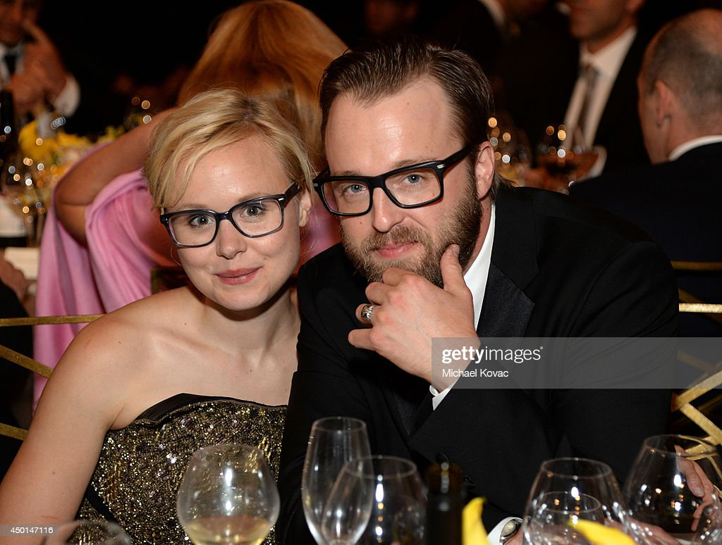 Actors Alison Pill and Joshua Leonard attend the 2014 AFI Life Achievement Award: A Tribute to Jane Fonda at the Dolby Theatre on June 5, 2014 in Hollywood, California. Tribute show airing Saturday, June 14, 2014 at 9pm ET/PT on TNT.