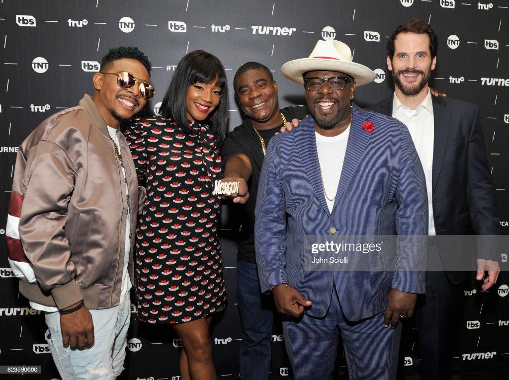 TCA Turner Summer Press Tour 2017 - Green Room : News Photo