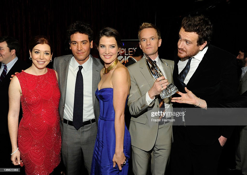 2012 People's Choice Awards - Backstage And Audience : News Photo