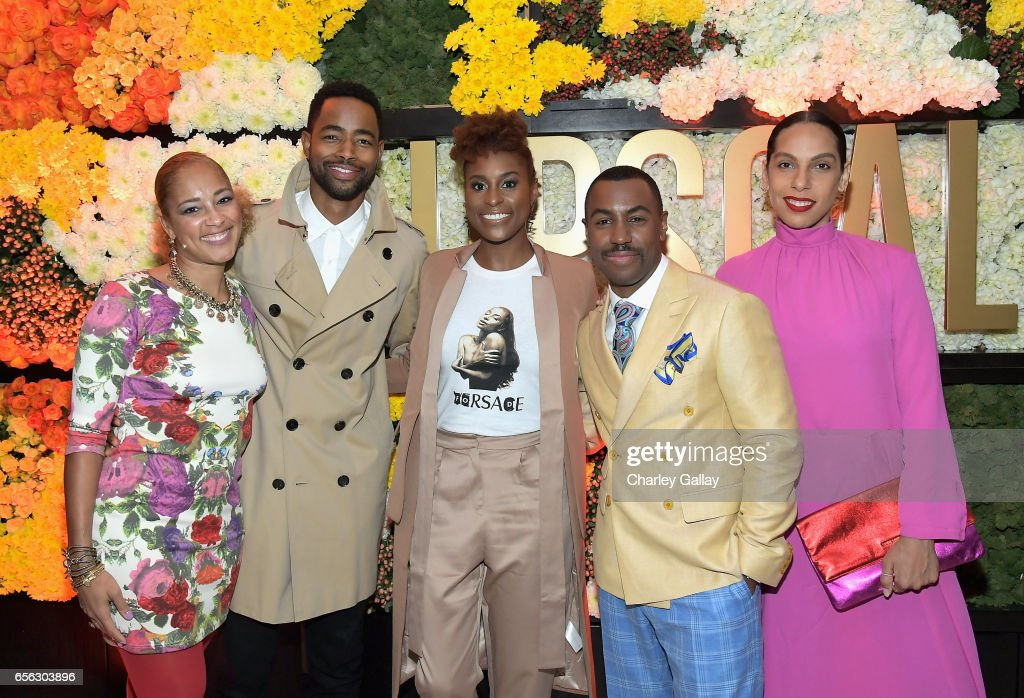 Upscale with Prentice Penny Premiere : News Photo