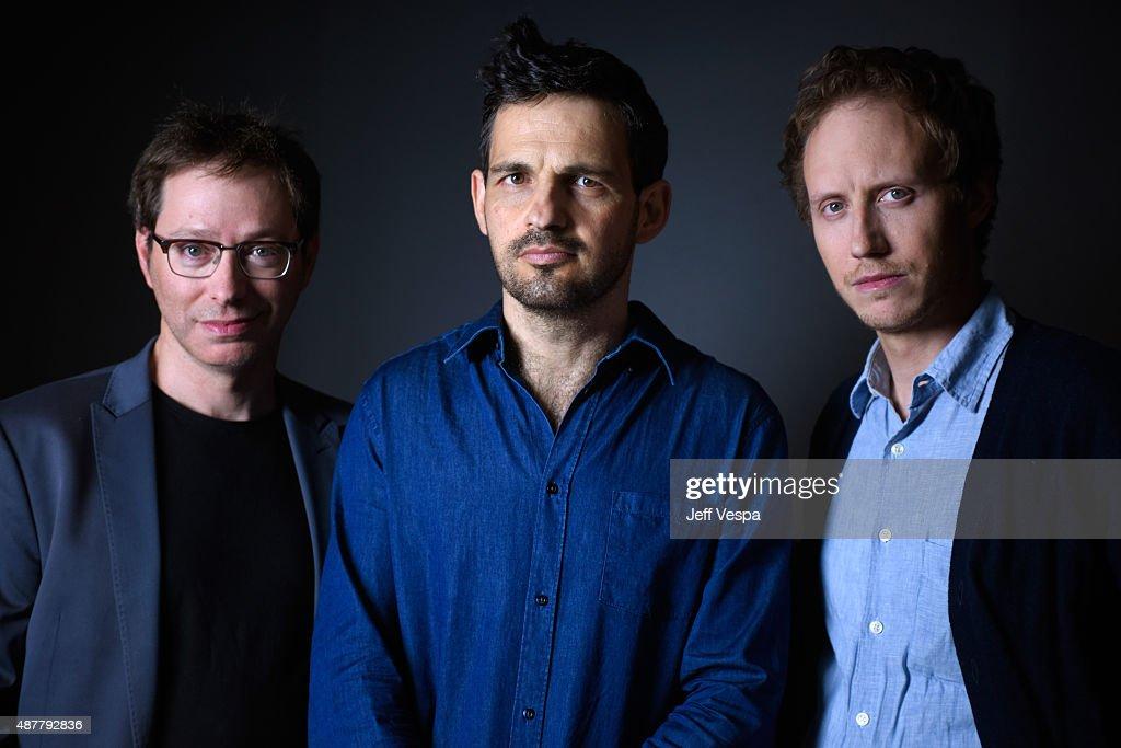 2015 Toronto International Film Festival Portraits - Day 2