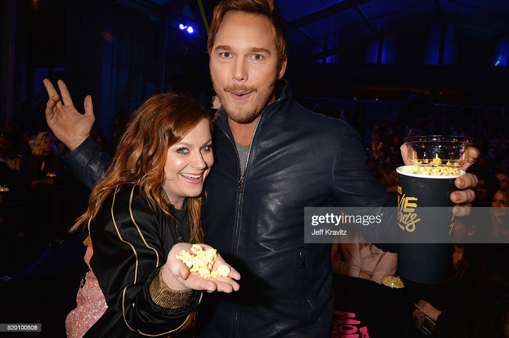2016 MTV Movie Awards - Backstage And Audience : News Photo