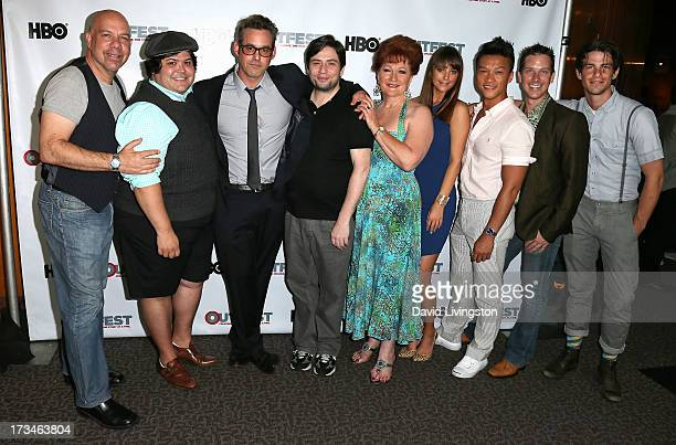 Actors and cast members Jason Stuart Harvey Guillen Nicholas Brendon Jonathan Lisecki Ann Walker InaAlice Kopp Ethan Lee Phong Todd Stroik and Jesse...