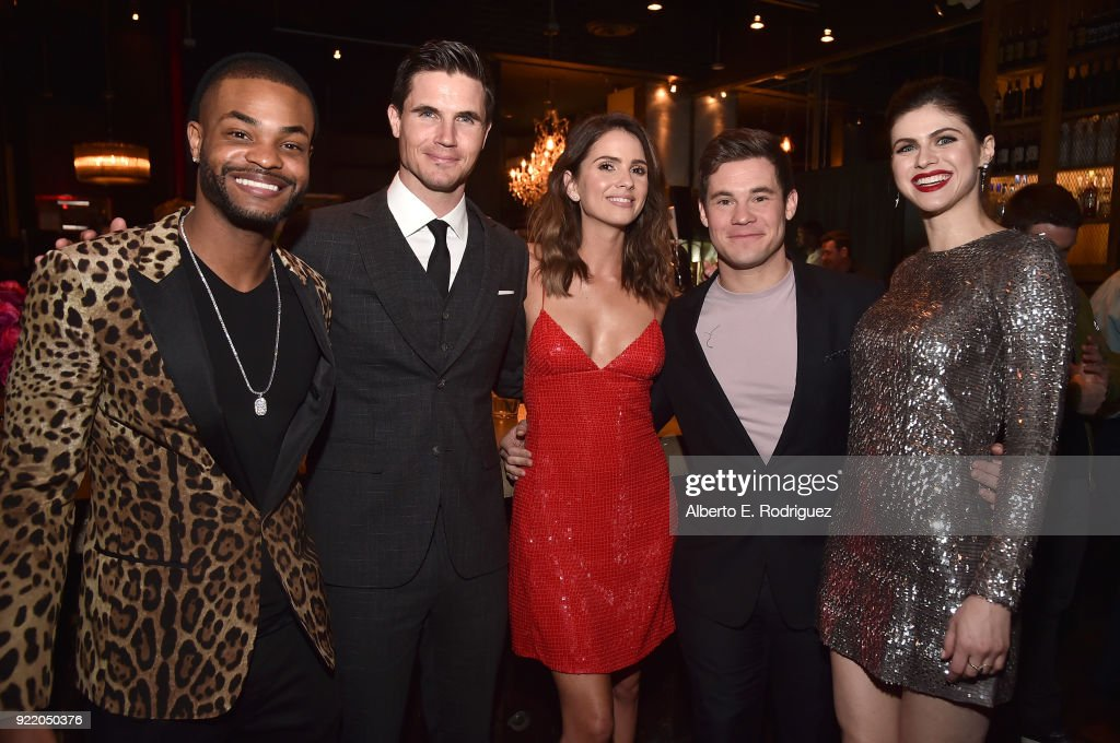 Special Screening Of Netflix's 'When We First Met' - After Party : News Photo