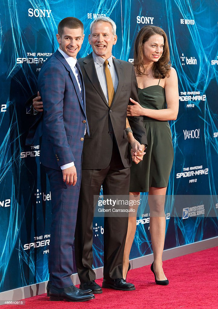 """The Amazing Spider-Man 2"" New York Premiere : News Photo"