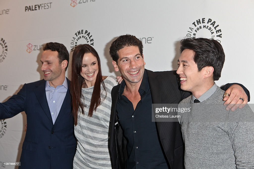 """PaleyFest 2011 Opening Night Presents """"The Walking Dead"""" - Arrivals : News Photo"""
