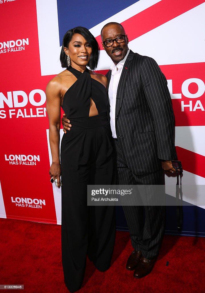 Premiere Of Focus Features' 'London Has Fallen' - Arrivals : News Photo