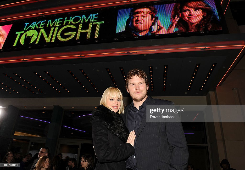 """Relativity Media Presents The Premiere Of """"Take Me Home Tonight"""" - Red Carpet : News Photo"""