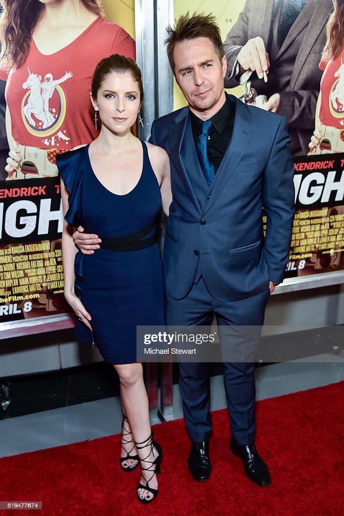 'Mr. Right' New York Premiere : News Photo